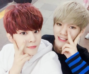 kpop, hwanhee, and up10tion image