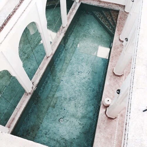 turquoise, pool, and blue image