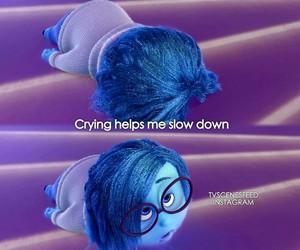 movie, pixar, and sadness image