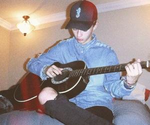 guitar, jack johnson, and omaha image