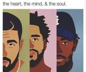 Drake, kendrick lamar, and soul image