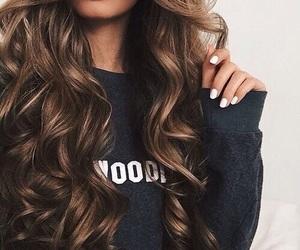 hair, nails, and beauty image