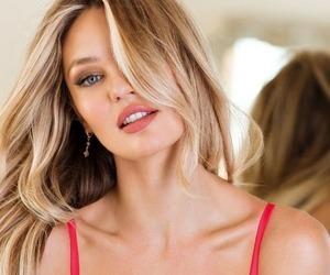 beautiful, Victoria's Secret, and blonde image