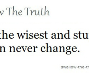 change, men, and truth image