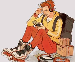 kid flash and wally west image