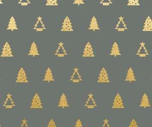 christmas and gold image
