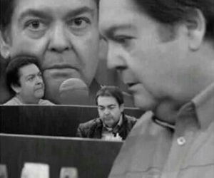 meme, faustao, and reaction image