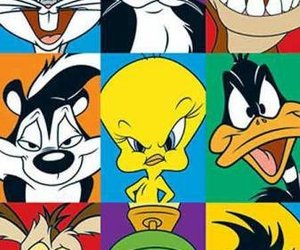 looney tunes and cartoon image