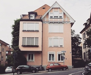 house and home image