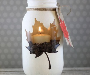 candle and beautiful image