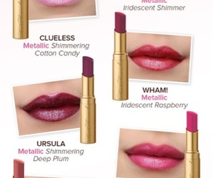 lipstick, too faced, and swatches image