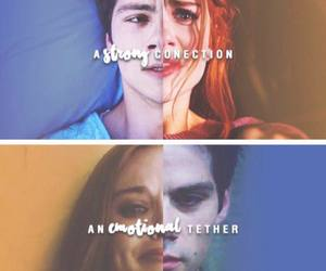 stydia, lydia martin, and teen wolf image