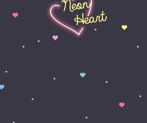 colorful, corazones, and hearts image