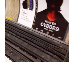 nekfeu cyborg image