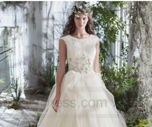 wedding, wedding dresses, and bridal gowns image
