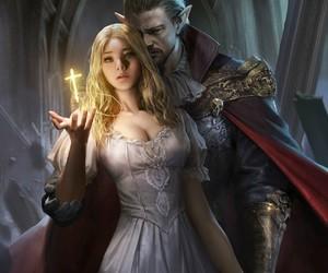 fantasy, amazing, and art image