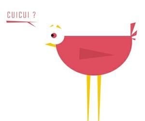 oiseau, photoshop, and infographie image