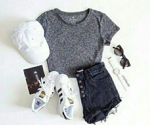 adidas, clothes, and style image