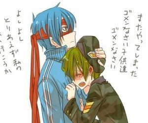 yaoi, happy tree friends, and splendid x flippy image