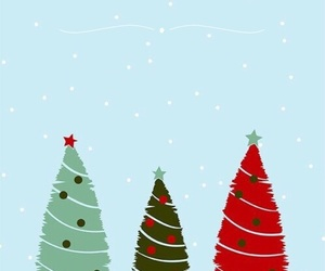 background, christmas, and easel image