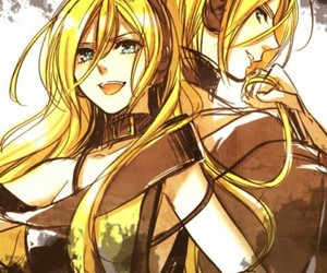 lily and vocaloid image