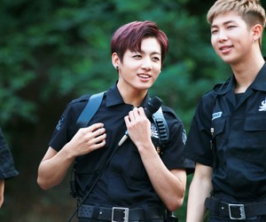 bts, rap monster, and jungkook image