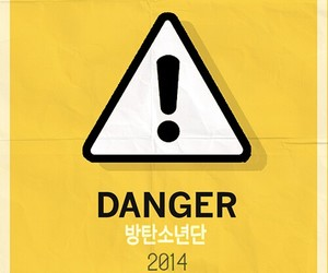 bts, danger, and kpop image