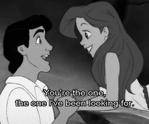 love, disney, and ariel image