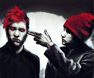 hat, red, and twenty one pilots image