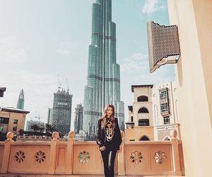 gigi hadid, Dubai, and model image