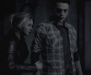 Sam and until dawn image