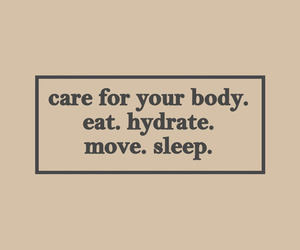 quotes, body, and motivation image
