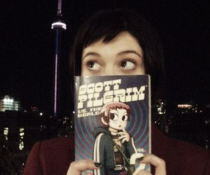 Mary Elizabeth Winstead, scott pilgrim, and ramona flowers image