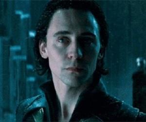 tom hiddleston, loki, and thor image