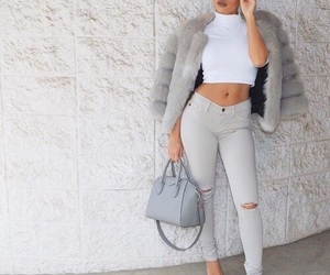 bag, look, and casual image