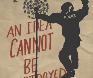 idea, police, and quotes image