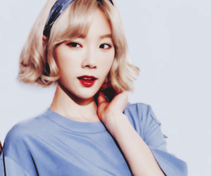 girls generation, taeyeon, and kim taeyeon image