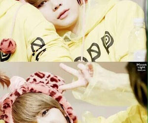 hansol, toppdogg, and topp dogg image