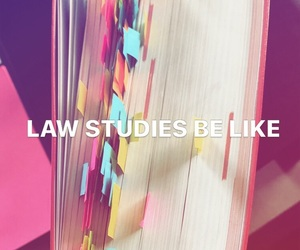 Law, law student, and motivation image