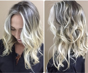 blond, blonder, and hair image