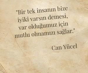 türkçe sözler and can yücel image