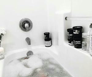bath, relax, and tumblr image