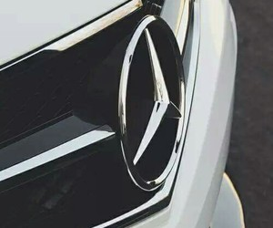 mercedes, car, and benz image