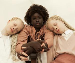 black, girl, and beautiful image