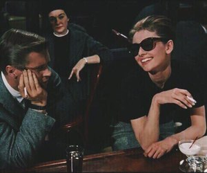 Breakfast at Tiffanys and film image
