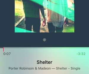 shelter, porter robinson, and madeon image