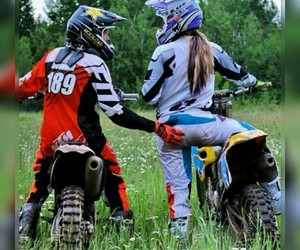 motocross and Relationship image