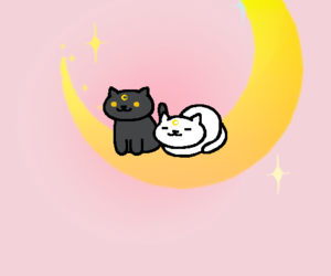 background, cat, and kitties image