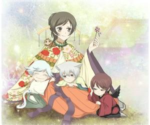 kamisama hajimemashita, tomoe, and nanami image