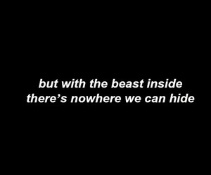 header, quote, and imagine dragons image